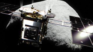 Образцы с астероида Рюгу планируют вернуть на Землю уже 6 декабря