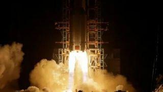 Китай успешно запустил возвращаемый аппарат «Чанъэ-5» к Луне