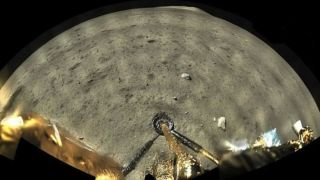 Взлетный модуль «Чанъэ-5» успешно стартовал с поверхности Луны с образцами лунного грунта