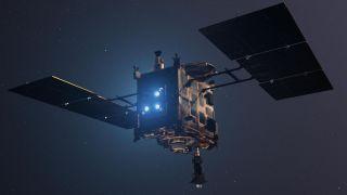 Японский зонд Хаябуса-2 сбросил образцы грунта астероида на Землю