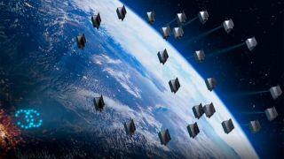 Первый контракт на рекламу из космоса продлится год и будет стоить 10 млн долларов