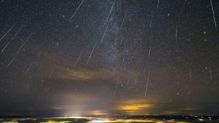 Пик метеорного потока Геминиды можно наблюдать сегодня ночью
