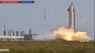 В SpaceX испытывают новый прототип Starship - SN9