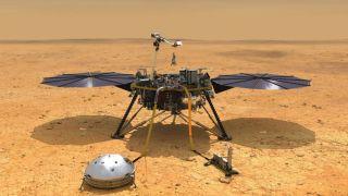 Миссии Juno и InSight будут продлены