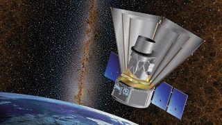 В NASA утвердили проект нового космического  телескопа