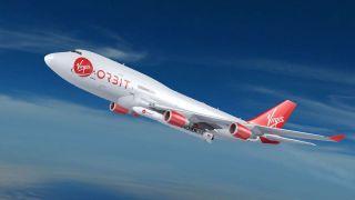 Virgin Orbit впервые успешно провела испытания воздушного запуска