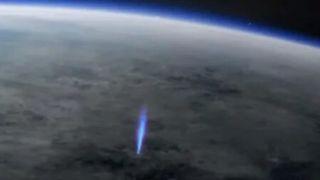 Редкое природное явление засняли камеры на МКС