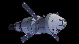 В США достроен космический корабль Орион