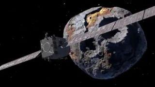 В НАСА начался этап сборки межпланетной станции Psyche