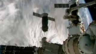 Грузовой космический  корабль «Прогресс МС-15» затоплен в Тихом океане