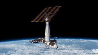 Axiom Space привлекает инвестиции на строительство первого модуля частной орбитальной станции