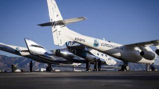 Virgin Galactic проведет очередные испытания космолета Unity