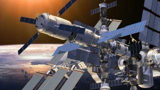 На МКС будут герметизировать трещину пять дней