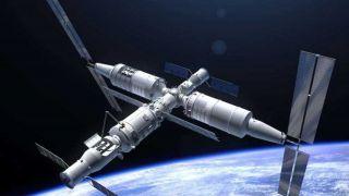 Китай планирует достроить орбитальную станцию к 2022 году