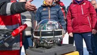 Нейтринный телескоп официально открыт на Байкале