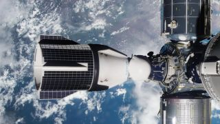 Сергей Корсаков может первым отправится на МКС на корабле Crew Dragon