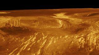 Россия намерена изучить основные элементы грунта Венеры