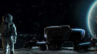 Lockheed Martin и GM разрабатывают лунный автомобиль для программы Artemis