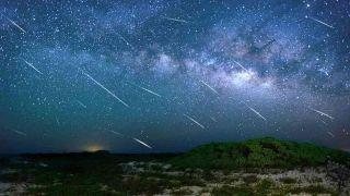 Пик активности метеорного потока Южные дельта-Аквариды пройдет в ночь на 30-е июля