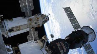 МКС при инциденте с модулем Наука совершила почти 1,5 оборота