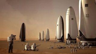 NASA отбирает людей для симуляции изолированной жизни на Марсе