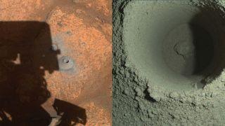 Ровер Perseverance предпримет повторную попытку отбора грунта на Марсе