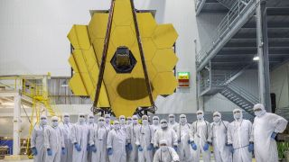 Опубликована дата запуска телескопа James Webb