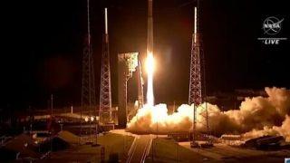 В НАСА запустили исследовательский зонд Lucy